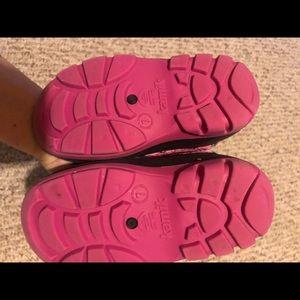 Kamik Girls snow boots.